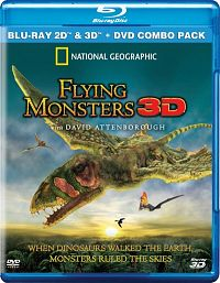 National Geographic Flying Monsters 3D streaming français